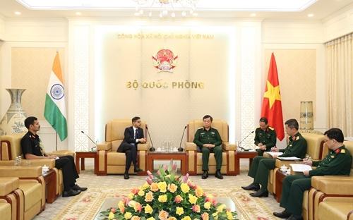 Quan hệ Đối tác chiến lược toàn diện Việt Nam - Ấn Độ ngày càng phát triển