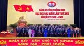 Đồng chí Vũ Đại Thắng tái cử Bí thư Tỉnh ủy Quảng Bình