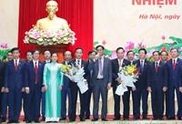 Đồng chí Huỳnh Tấn Việt được bầu làm Bí thư Đảng ủy Khối các cơ quan Trung ương