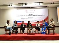 Nâng quyền các nữ chủ doanh nghiệp