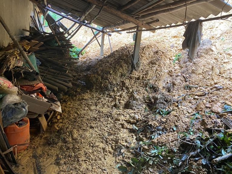 Hà Tĩnh chịu tác động kép từ bão số 9