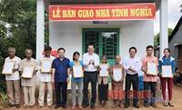 Bình Phước Tăng cường giám sát thực hiện chương trình giảm hộ nghèo dân tộc thiểu số