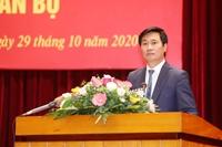 Thứ trưởng Bộ Xây dựng giữ chức Phó Bí thư Tỉnh uỷ Quảng Ninh