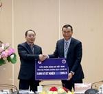 VFF trao tặng 10 000 bộ kit kit Realtime RT-PCR cho Bộ Y tế