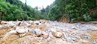 Quân khu 5 sẽ tiếp tế lương thực bằng đường không cho người dân bị cô lập tại huyện Phước Sơn