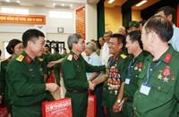 Gặp mặt Đoàn đại biểu người có công với cách mạng tỉnh Bình Dương