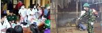 Bộ Quốc phòng hỗ trợ miền Trung khắc phục hậu quả mưa lũ