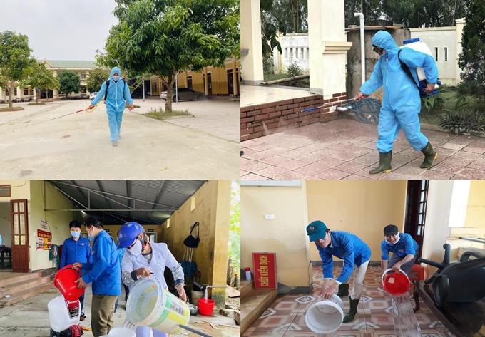 Hà Tĩnh nỗ lực bảo đảm vệ sinh môi trường sau mưa lũ