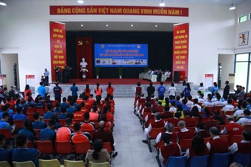 224 vận động viên tham gia Giải Vô địch Bắn súng toàn quốc