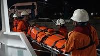 Cứu nạn kịp thời thuyền viên bị tai biến tại vùng biển tỉnh Quảng Ngãi