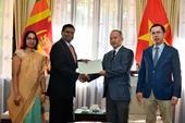 Cộng đồng người Sri Lanka tại Việt Nam ủng hộ nạn nhân bão lụt, lở đất ở các tỉnh miền Trung