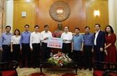 Đảng bộ và Nhân dân Sơn La ủng hộ đồng bào miền Trung, 8,4 tỷ đồng