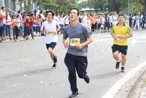 Hội thao công đoàn Đại học Quốc gia TP Hồ Chí Minh năm 2020