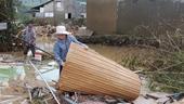 Phú Yên khẩn trương khắc phục hậu quả mưa lũ do bão số 12 gây ra