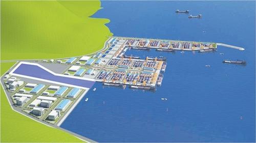 Trình Thủ tướng Chính phủ xem xét hỗ trợ vốn cho Dự án Cảng Liên Chiểu