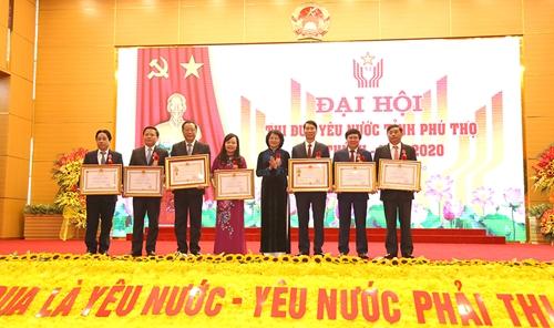 Đoàn kết, sáng tạo, thi đua xây dựng tỉnh Phú Thọ phát triển nhanh và bền vững