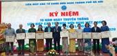 Hà Nội nỗ lực phát huy thế mạnh đối ngoại nhân dân