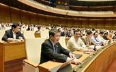 Thông qua Nghị quyết về kế hoạch phát triển kinh tế - xã hội 2021