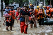 Philippines Ít nhất 39 người thiệt mạng vì bão Vamco