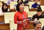 Đại biểu Quốc hội lo ngại việc sử dụng trái phép chất ma túy gia tăng