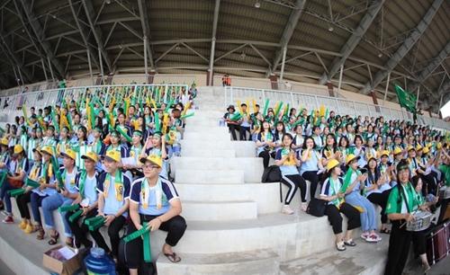 Giải Bóng đá Sinh viên Đại học Quốc gia TP Hồ Chí Minh mở rộng