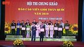 Đại hội thi đua yêu nước Ban Tuyên giáo Trung ương