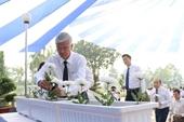 TP Hồ Chí Minh tưởng niệm nạn nhân tử vong do tai nạn giao thông