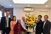 Lãnh đạo Ban Tuyên giáo Trung ương chúc mừng các nhà giáo ưu tú