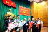 Tỉnh ủy Thừa Thiên Huế công bố các quyết định về công tác cán bộ