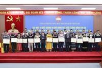 MTTQ Việt Nam biểu dương 90 điển hình tiêu biểu ở cộng đồng dân cư