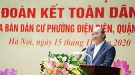 Thủ tướng Nguyễn Xuân Phúc 'Thịnh vượng và phát triển – Quyết chí ắt làm nên'