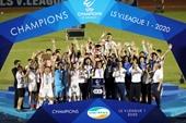 Chủ tịch FIFA gửi thư chúc mừng CLB Viettel vô địch V League 2020