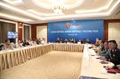 Khai mạc Hội nghị trực tuyến Quan chức Quốc phòng cấp cao ASEAN Mở rộng