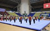 Khai mạc Giải Vô địch Thể dục dụng cụ quốc gia năm 2020