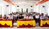Cử tri huyện Lộc Hà Hà Tĩnh  Cung cấp đủ nước sản xuất và sinh hoạt, ứng phó với biến đổi khí hậu