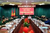 Công bố Quyết định chỉ định Bí thư Đảng ủy Quân sự tỉnh Sóc Trăng