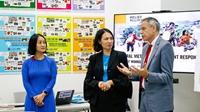Hỗ trợ 55 tỷ đồng giúp miền Trung Việt Nam phục hồi sau thiên tai