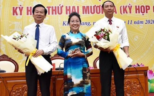 Đồng chí Lâm Minh Thành giữ chức Chủ tịch UBND tỉnh Kiên Giang