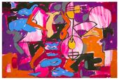 Khai mạc triển lãm Hội họa Truyện Kiều