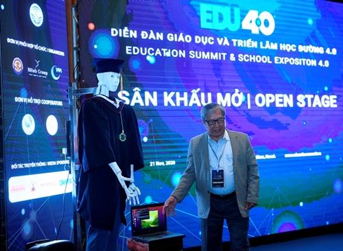 """EDU4 0 Chuyển đổi số trong giáo dục thời kỳ """"bình thường mới"""""""