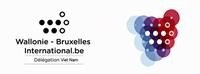 Thiết kế logo kỷ niệm 25 năm thành lập Phái đoàn Wallonie-Bruxelles tại Việt Nam