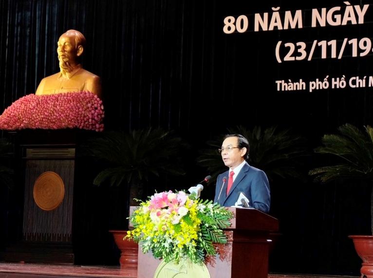 TP Hồ Chí Minh long trọng kỷ niệm 80 năm ngày Nam Kỳ khởi nghĩa