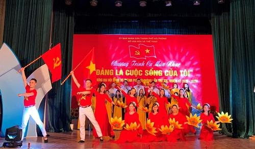 Hải Phòng Thi đua thực hiện thắng lợi Nghị quyết Đại hội Đảng bộ Thành phố lần thứ XVI