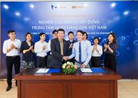 Lễ Ký kết xúc tiến nghiên cứu, phối hợp triển khai Trung tâm Ngân hàng Gen Việt Nam
