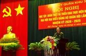 Quân khu 3 Quán triệt, triển khai Nghị quyết Đại hội Đảng bộ Quân đội lần thứ XI