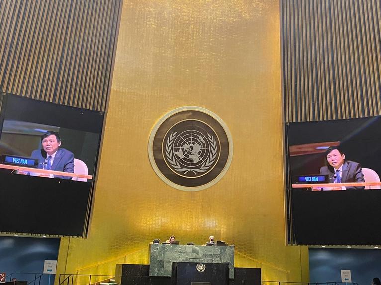 Thông qua Nghị quyết về hợp tác ASEAN- Liên hợp quốc