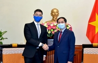 Kết nối các doanh nghiệp Đức đầu tư vào Việt Nam