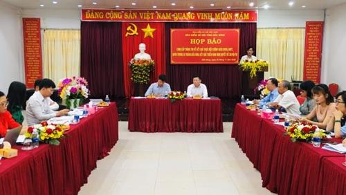 Đắk Nông Đẩy mạnh tuyên truyền chính sách bảo hiểm xã hội ở vùng đồng bào dân tộc thiểu số