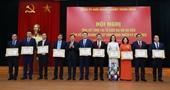 Đảng ủy Khối Doanh nghiệp Trung ương Khen thưởng 16 tập thể và 92 cá nhân đóng góp tổ chức thành công Đại hội