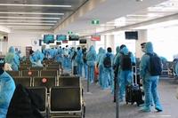 Đưa hơn 280 công dân Việt Nam từ Úc về nước